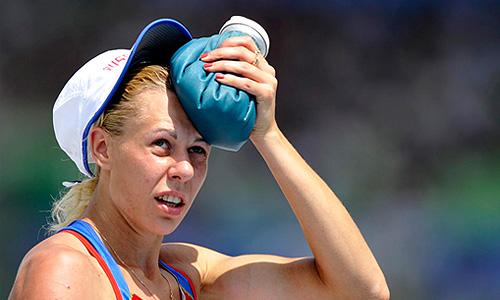 На чемпионате мира по легкой атлетике россияне завоевали еще одну золотую медаль. Татьяна Чернова стала лучшей в семиборье.