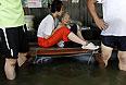 """Телекомпания CNN сообщила, что в зоне наводнения, накрывшего столицу Таиланда Бангкок, оказался один из аэропортов города """"Донмуан"""". Телеканал цитирует слова губернатора столичного округа Сукхумбхана Парибаты, который сообщил на пресс-конференции, что к наступлению воды начали готовиться жители еще пяти районов города."""