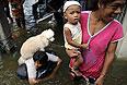 В Таиланде из-за наводнений введен режим ЧС.