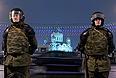 """Полиция не задержала ни одного человека по итогам митинга на Болотной площади, сообщили """"Интерфаксу"""" в пресс-службе ГУ МВД России по Москве. """"В целом мероприятие прошло без происшествий, никто не задержан"""", - сказали в пресс-службе."""