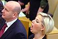 Первое пленарное заседание Госдумы РФ шестого созыва