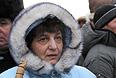 Ольга Ивановна, буддист: пришла на митинг, чтобы не было насилия, чтобы не было революции и интервенции