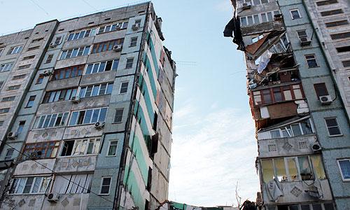 В Астраханской области разваливаются водопроводные сети