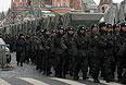 Перед митингами в центре Москвы