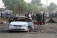 """По данным Национального антитеррористического комитета (НАК), мощность сработавших в Махачкале накануне вечером двух взрывных устройств составила 30 и 50 кг в тротиловом эквиваленте. """"По данным взрывотехников, у Махачкале в четверг вечером сработали два взрывных устройства мощностью 30 и 50 кг в тротиловом эквиваленте"""", - заявил """"Интерфаксу"""" официальный представитель НАК Николай Синцов."""