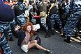 """За различные правонарушения на так называемом """"Марше миллионов"""" задержаны 250 человек, сообщили """"Интерфаксу"""" в пресс-службе ГЦУ МВД России по Москве. """"За совершение противоправных действий задержано более 250 человек в центре Москвы"""", - сказал представитель пресс-службы, отметив, что в основном это правонарушители, задержанные в районе Болотной площади."""