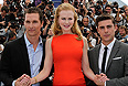 """Мэттью МакКонахи, Николь Кидман и Зак Эфрон представили в Каннах фильм Ли Дэниелса """"Газетчик""""."""