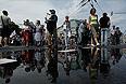 """В День России столичная мэрия разрешила оппозиции провести акцию """"Марш миллионов"""" с 13:00 до 18:00. Акция начнется шествием от Пушкинской площади по Бульварному кольцу и завершится митингом на Проспекта Сахарова."""