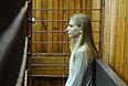 """""""Рябкова может опасаться ответственности за содеянное"""",- сказала судья. """"Избрать в отношении Рябковой меру пресечения в виде заключения под стражу"""",- постановила судья."""