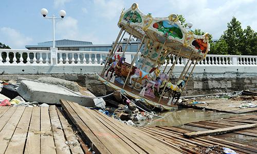Последствия наводнения в геленджике и
