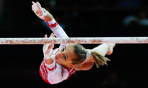 Виктория Комова, Россия.