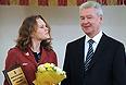 Собянин наградил победителей и призеров Олимпийских игр