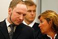 Андерс Брейвик приговорен в пятницу к 21 году тюремного заключения, сообщили судьи норвежского суда. При этом срок позже может быть продлен, если будет признано, что он представляет угрозу обществу.