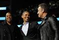 По результатам опросов общественного мнения, в президентской гонке с небольшим отрывом лидирует действующий президент США демократ Барак Обама. Его активные действия по ликвидации последствий урагана в ущерб предвыборной кампании способствовали росту его рейтинга среди избирателей.