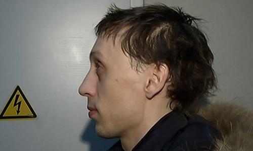 Солист Большого театра Павел Дмитриченко, задержанный по подозрению в нападении на художественного руководителя балетной труппы Большого театра Сергея Филина.