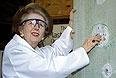 1997г. Визит на фабрику по производству баллистической продукции.
