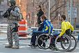Как передает New York Times, ссылаясь на источник в правительстве, ни бостонская полиция, ни ФБР ничего не знали об угрозе взрыва.