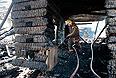 В подмосковном Раменском сгорел корпус психиатрической лечебницы: погибли 36 пациентов и двое медработников. Спасатели нашли тела всех погибших, 29 из них сгорели заживо. Пожарные не смогли прибыть на место сразу из-за закрытой переправы.