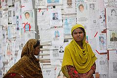 Бангладеш: спустя неделю после трагедии