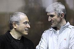 Верховный суд займется Ходорковским и Лебедевым