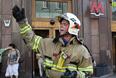 За медпомощью из-за пожара в московском метро обратились 40 человек.