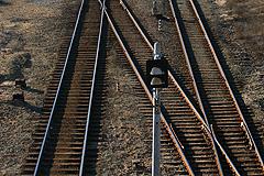 Под колесами поезда погибли дети