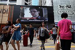 Сноуден покинул Гонконг