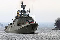 Индия получила корабль