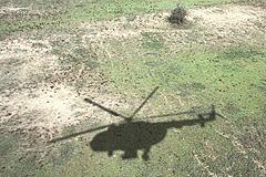 ЧП с вертолетом Ми-8