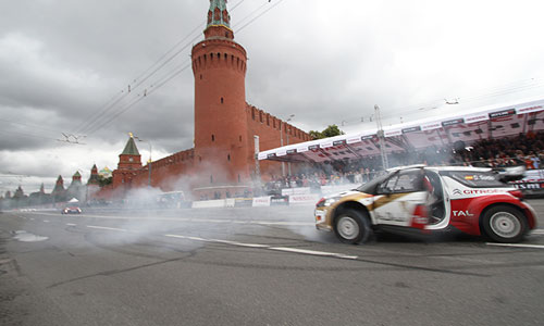 Moscow City Racing 2013.