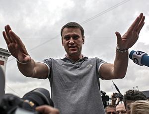 Навальный закрыл счет в США