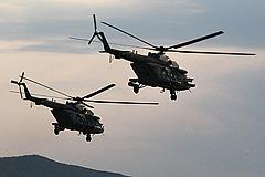 Военные подписали контракт на Ми-8