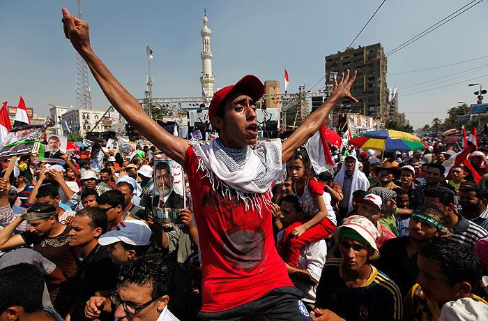 Сторонники Мурси не хотят успокаиваться
