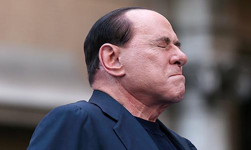 """Верховный кассационный суд Италии частично подтвердил вынесенный ранее судами первой и второй инстанции в отношении Сильвио Берлускони обвинительный приговор по так называемому """"делу Mediaset""""."""
