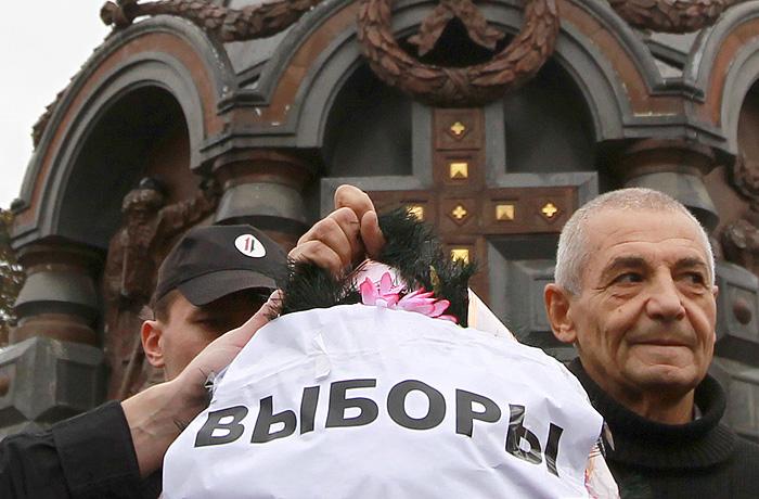 Умер Константин Косякин