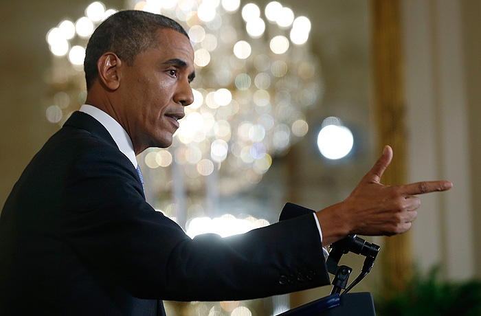 Обама сказал все о Сноудене