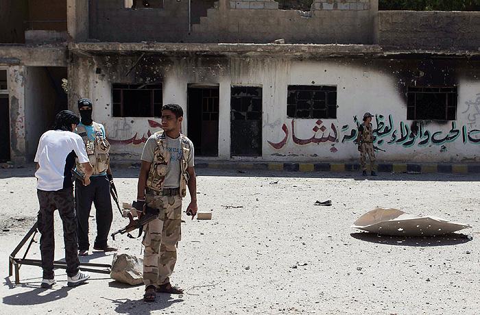 Сирия разрешила следствие по химоружию