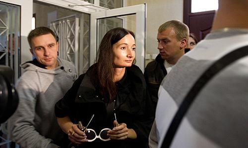 Адвокат Дарья Липкина.