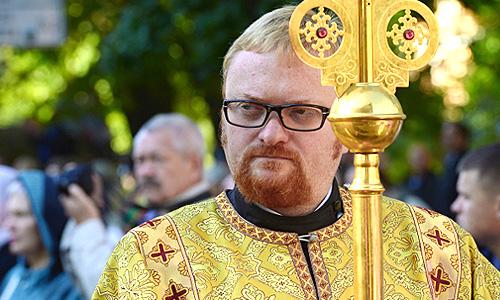 На круги своя. Крестный ход в Санктъ-Петербурге.