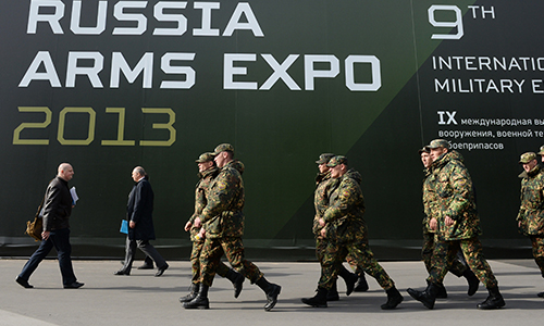 Russian Expo Arms-2013.