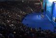 """Председатель правительства РФ Дмитрий Медведев выступает на пленарном заседании """"Экономическое развитие и качество жизни: вызовы и перспективы"""" в рамках XII Международного Инвестиционного Форума """"Сочи-2013""""."""