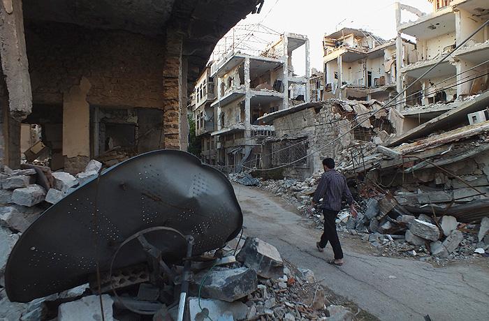 Сирийская оппозиция приедет в Женеву