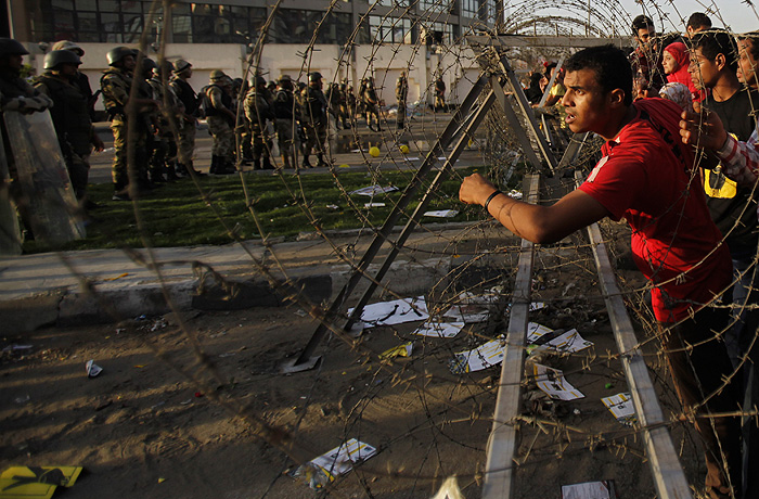 В Египте прошли акции оппозиции