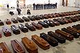 Сотрудники итальянской полиции заключили под стражу гражданина Туниса Бен Салима Халеда, который, предположительно, перевозил нелегальных иммигрантов из Африки, погибших в результате недавнего крушения судна у берегов острова Лампедузы.