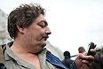 Писатель и журналист Дмитрий Быков на шествии в поддержку политзаключенных по Бульварному кольцу.