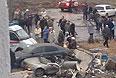 В понедельник в 09:30 мск в 9-этажном жилом доме в поселке Загорские Дали произошел взрыв газа. В результате частично обрушились перекрытия четырех квартир между восьмым и девятым этажами. По данным МЧС, погибли два человека.