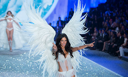 Victoria's Secret Fashion Show.