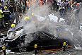 Атташе иранского посольства в Ливане по культуре Ибрагим Ансари скончался от полученных в результате взрывов возле дипмиссии ранений, сообщает во вторник агентство AP со ссылкой на посла Ирана в Бейруте Газанфара Рокнабади. Как сообщалось, в результате трагедии возле иранского посольства погибли как минимум 25 человек и еще 155 получили ранения.
