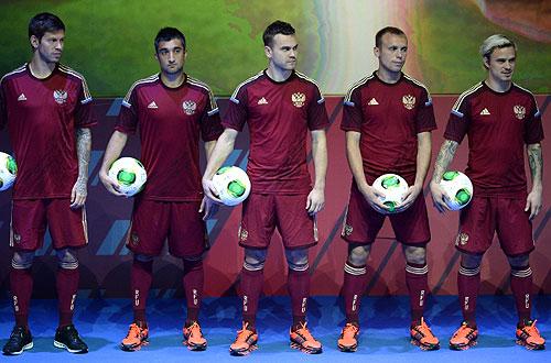 новости сборная россии по футболу: