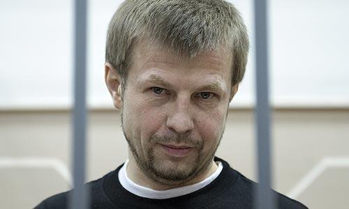 Рассмотрение вопроса о продлении ареста экс-мэру Ярославля Е. Урлашову.